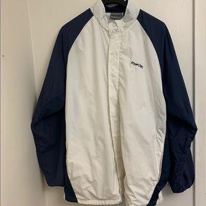 👚= 3/$25 Reebok lightweight jacket - 3 xl